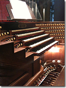 Grand orgue de St Sulpice